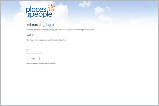E-Learning Network's Learning Management System